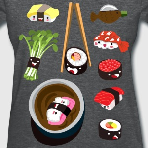 Sushi time t-shirt - Women's T-Shirt