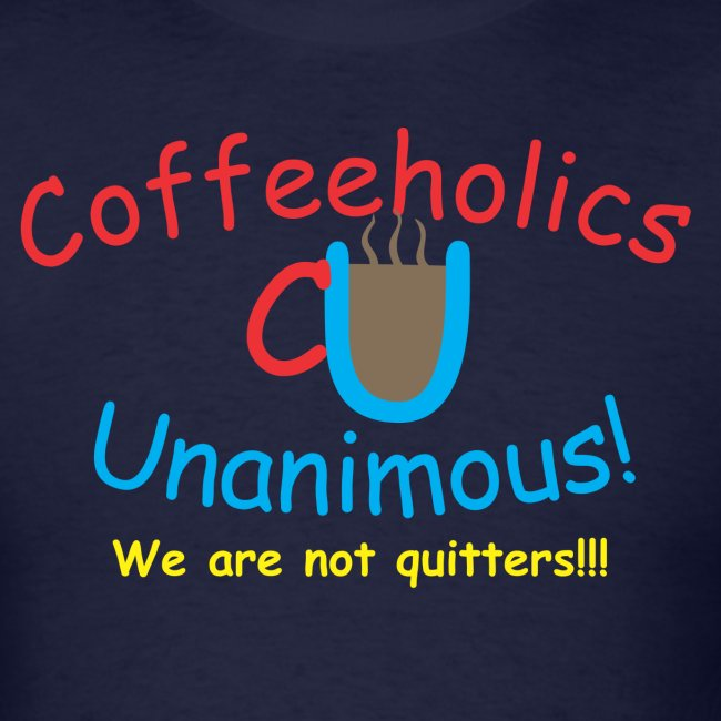 coffeeholics quitters