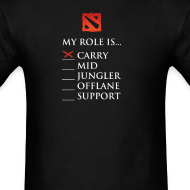 Design ~ My Role is Carry