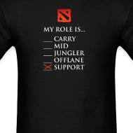 Design ~ My Role is Support