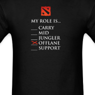 Design ~ My Role is Offlane