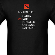 Design ~ My Role is Mid