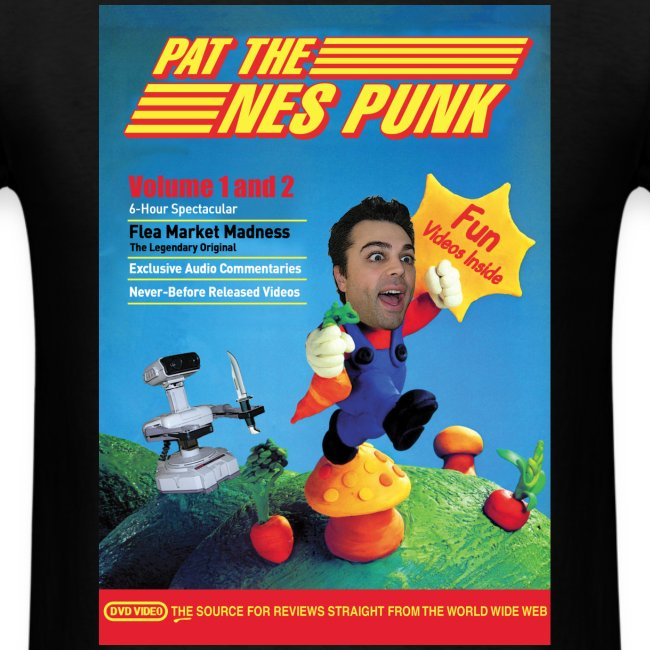 Punk DVD T - Standard