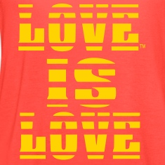 LOVE IS LOVE Tanks