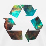 Design ~ Recycle Stardust Nebula
