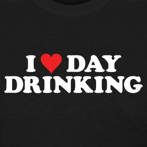 I LOVE DAY DRINKING Women's T-Shirts - Women's T-Shirt