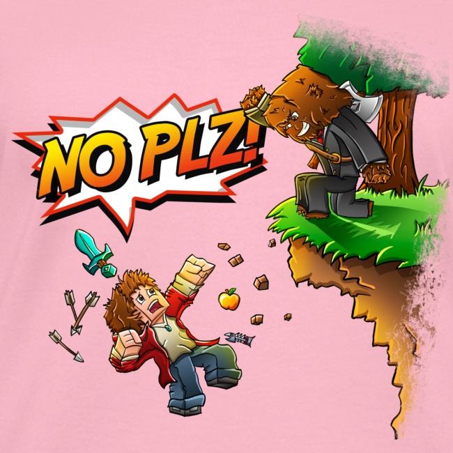 No Plz T-Shirt (F)