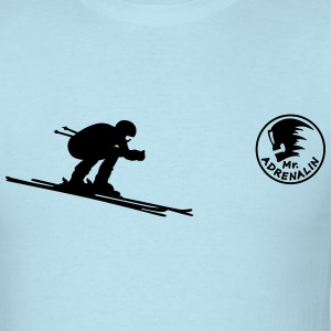 Mr. Adrenalin T-Shirts - Men's T-Shirt