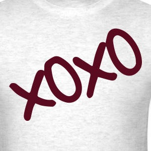 XOXO T-Shirts - Men's T-Shirt
