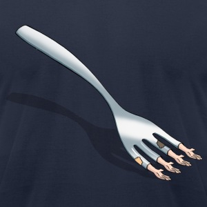 Instrument of Hunger T-Shirts - Men's T-Shirt by American Apparel