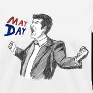 Design ~ May Day Women's T-Shirt