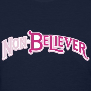 Nonbeliever Vintage by Tai's Tees - Women's T-Shirt