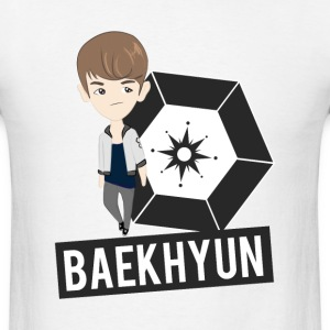 EXO - Chibi Baekhyun (For Light Shirts) - Men's T-Shirt