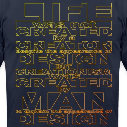 Creationism Was Created