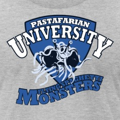 Pastafarian University FSM's shirt