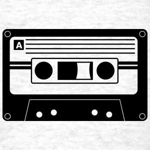 Cassette Retro - Men's T-Shirt