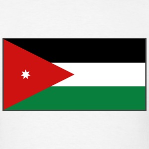 Jordan Flag T-Shirt - Men's T-Shirt