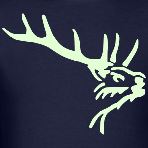 elk 1_ T-Shirts - Men's T-Shirt