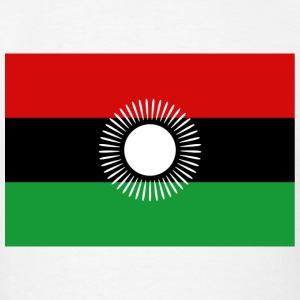 Malawi Flag T-Shirt - Men's T-Shirt
