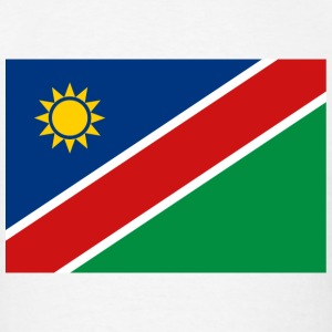 Namibia Flag T-Shirt - Men's T-Shirt