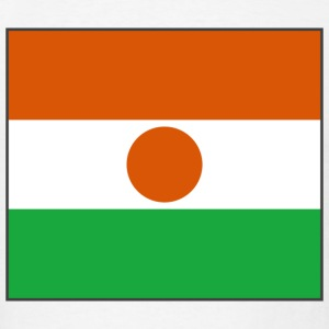 Niger Flag T-Shirt - Men's T-Shirt