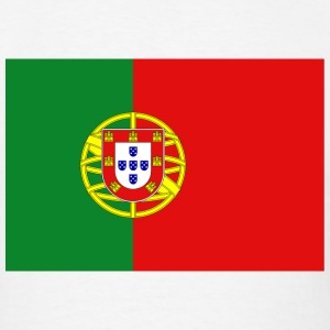 Portugal Flag T-Shirt - Men's T-Shirt