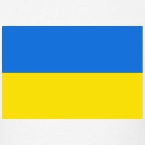 Ukraine Flag T-Shirt - Men's T-Shirt