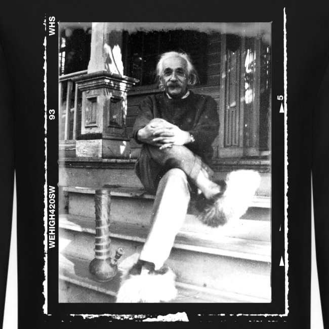 Einstein & His Bong