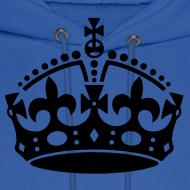Design ~ Keep Calm Crown Hoodie