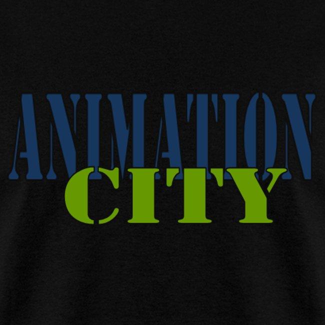 AnimationCity Tee (Mens)