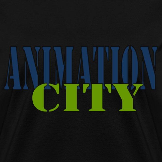 AnimationCity Tee (Womens)