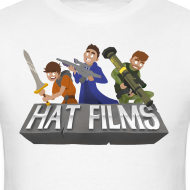 Design ~ Hat Films - Locked n Loaded Mens Standard T-Shirt