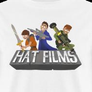 Design ~ Hat Films - Locked n Loaded Mens Standard T-Shirt