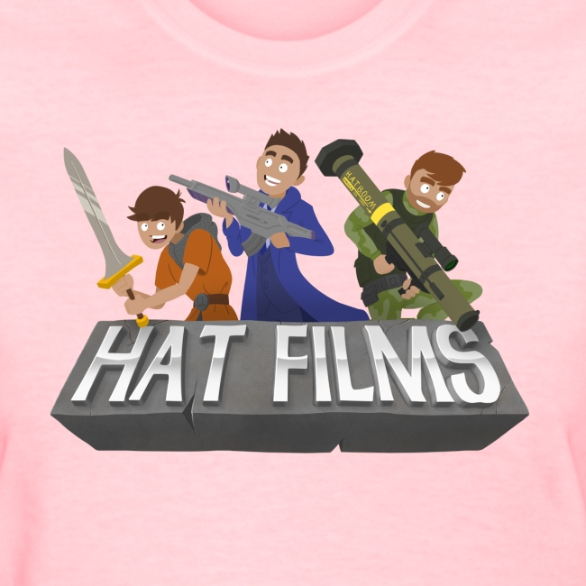 Hat Films - Locked n Loaded Womens Standard T-Shirt