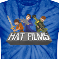 Design ~ Hat Films - Locked n Loaded Unisex Tye Die T Shirt