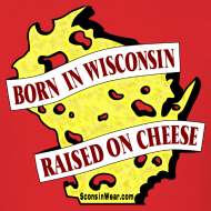 Design ~ Raised on Cheese (Digital Print)