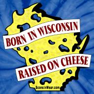 Design ~ Raised on Cheese (Digital Print)