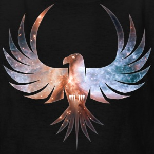 Cosmic Eagle Kids' Shirts - Kids' T-Shirt