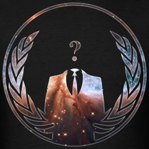 Cosmic Anon T-Shirts - Men's T-Shirt
