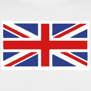 British Flag Long Sleeve Shirts - Men's Long Sleeve T-Shirt by Next Level