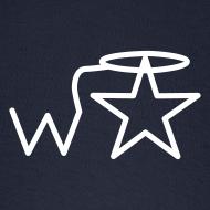Design ~ Cap White Logo wranglerstar Ottoflex