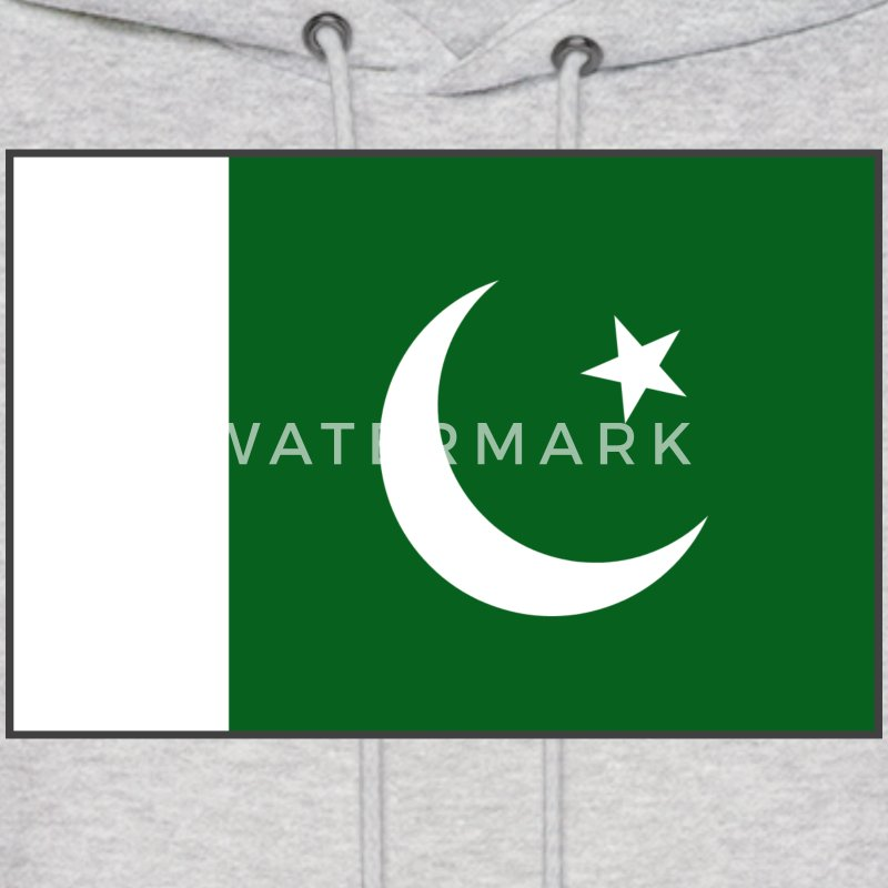 Pakistan Flag Sweatshirt - Men's Hoodie