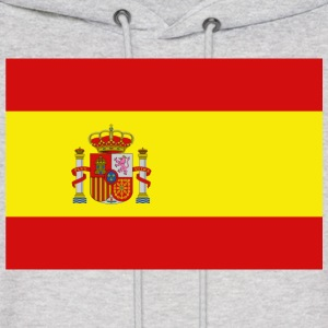 Spain Flag Sweatshirt - Men's Hoodie