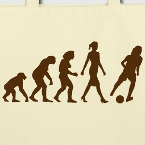evolution_fussballerin_052013_a_1c Bags  - Eco-Friendly Cotton Tote