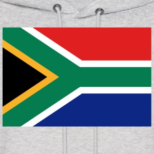 South Africa Flag Sweatshirt - Men's Hoodie