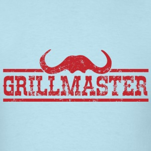 Grillmaster Barbecue - Men's T-Shirt