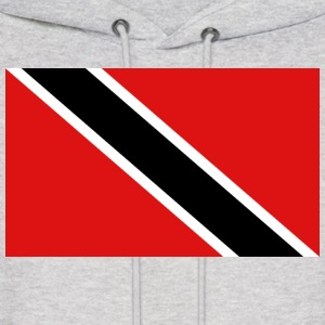 Trinidad and Tobago Flag Sweatshirt - Men's Hoodie
