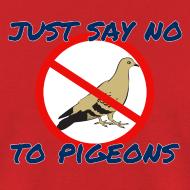 Design ~ No Pigeons Men's Tee