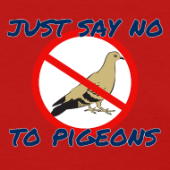 Design ~ No Pigeons Women's Tee