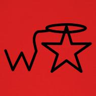 Design ~ Cap Black Logo Wranglerstar Ottoflex